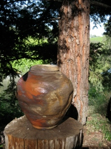 JAS Jar with Redwood