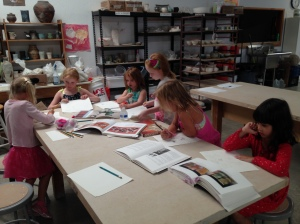 CAC Art Campers