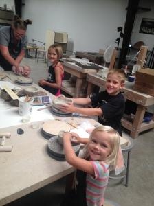 Bowser Kids Working Hard