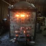 Hot Train Kiln