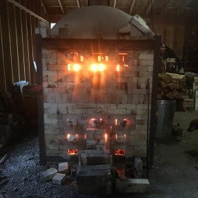 Hot Train Kiln